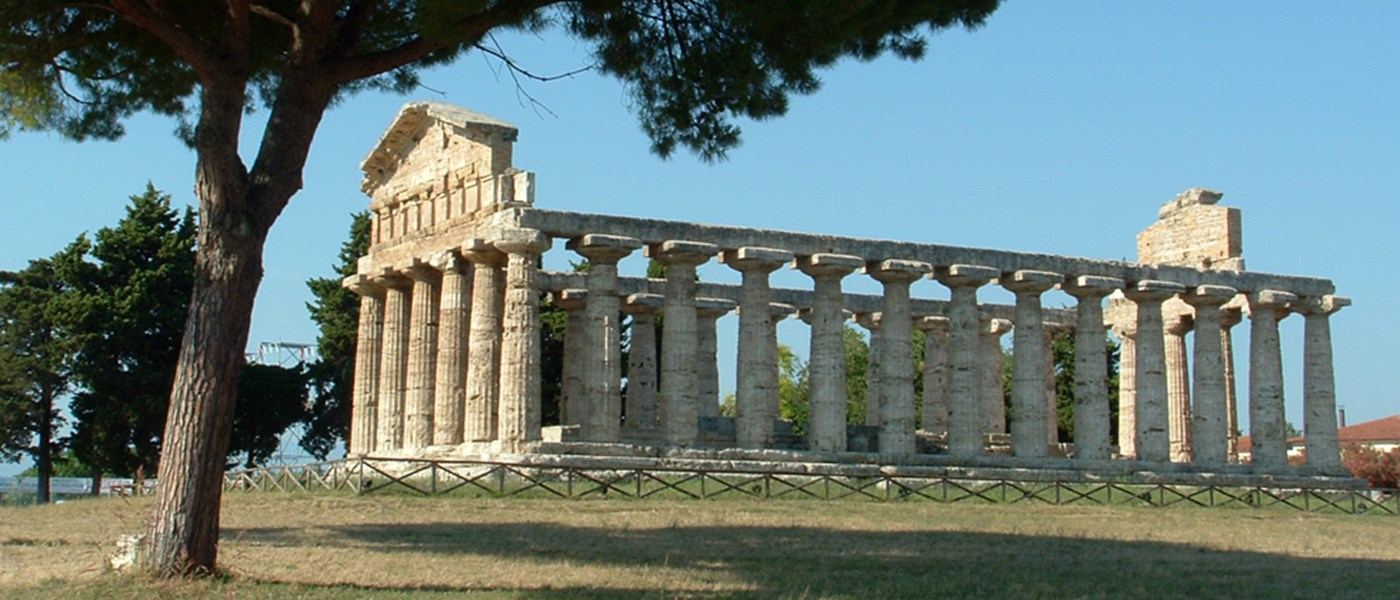 Paestum and Place